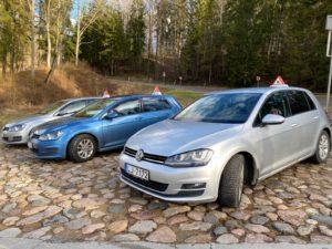 Autoskola AMV B kategorija Valmiera