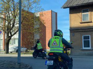 Autoskola AMV AM, A1, A2, A kategorija Valmiera